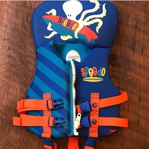Speedo infant toddler life jacket